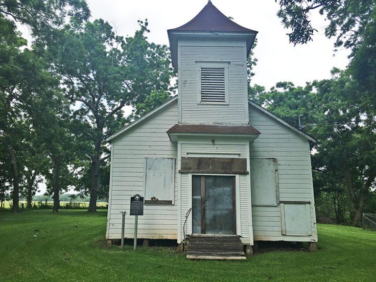 Matagorda, Texas, Mount Pilgrim Missionary Baptist Church